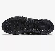 Мужские Кроссовки Nike Air VaporMax Plus Чёрные Найк (размеры: 41,44) Видео Обзор, фото 3