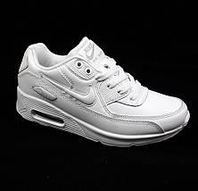 Кроссовки Женские Nike Air Max 90 Белые (размеры: 37,38,39,40,41) Видео Обзор, фото 3