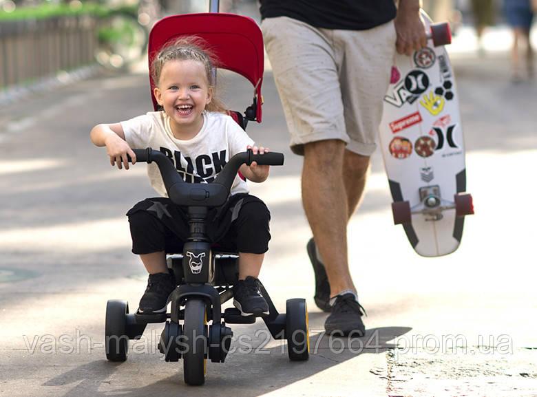 Doona Liki Trike - самый компактный велосипед в мире!