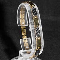 Магнитный неодимовый браслет, 593БРМ