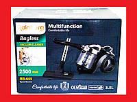Пылесос Rainberg RB-655 2500W 3,5L Серый, фото 1