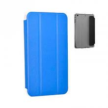 Чехол книжка кожаный Goospery Mercury Smart для Lenovo Tab 3 7.0 710F голубой