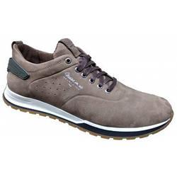 Мужские  туфли осенние спортивные 40-45 лате  нубук