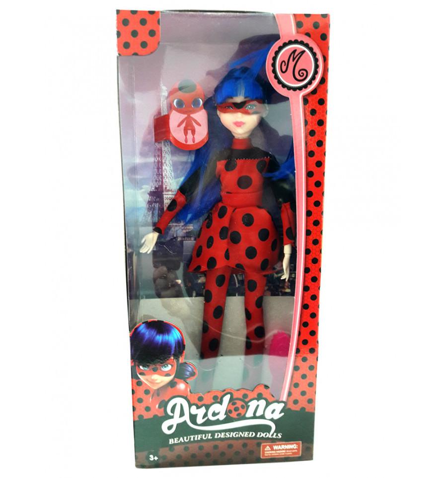 Кукла шарнирная Леди Баг Lady Bug м/ф Лэди Баг и Супер Кот dh2136n