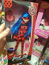 Кукла шарнирная Леди Баг Lady Bug м/ф Лэди Баг и Супер Кот dh2136n, фото 2