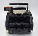 Лічильник банкнот FengJinTech FJ-08G UV MG коричневий, чорний (FG2830TUVMG), фото 3