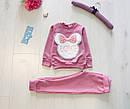 Детский костюм  для девочки 86-128 6 цветов, фото 2