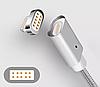 Магнитный кабель в оплетке 1м / micro usb ИЛИ type C или iPhonе
