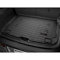 Коврик в багажник BMW i3 2013- черный | Автоковрики WeatherTech 40659