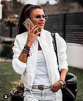 Куртка женская демисезонная черный, пудра, белый, малина, фото 1
