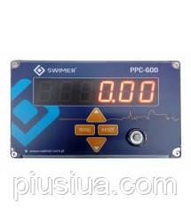 Мини заправка Счетчикрасходомер LED SWIMER PPC-600 (PL) Пульсометр FM1 (Swi)