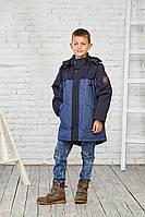 Демисезонная куртка на мальчика 9-16 лет куртка весна осень подростковая 6-993, фото 1