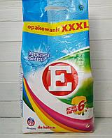 Стиральный порошок E color 4,9 кг. (70 стирок)