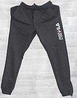 """Спортивные штаны мужские FILS на резинках, размеры 48-56 """"BONUS"""" недорого от прямого поставщика"""