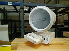 Трековый светильник металлогалогенный , шинопровод.