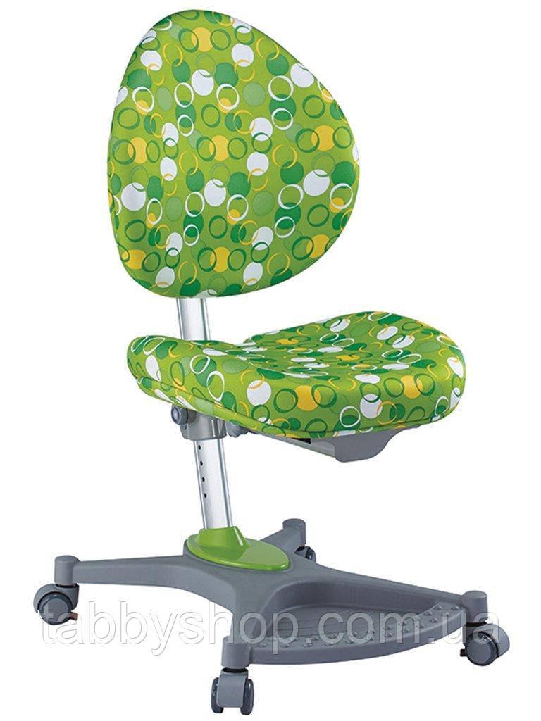Детское ортопедическое кресло Mealux Neapol GE (обивка зеленая с шариками)