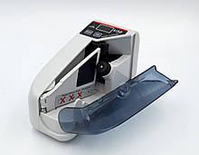 Портативний лічильник банкнот FengJinTech FJ-V30 світло-сірий (FGV30)