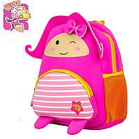 Детский рюкзак знаки зодиака Дева для девочки