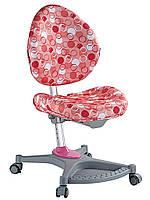 Детское ортопедическое кресло Mealux Neapol PK (обивка розовая с шариками)