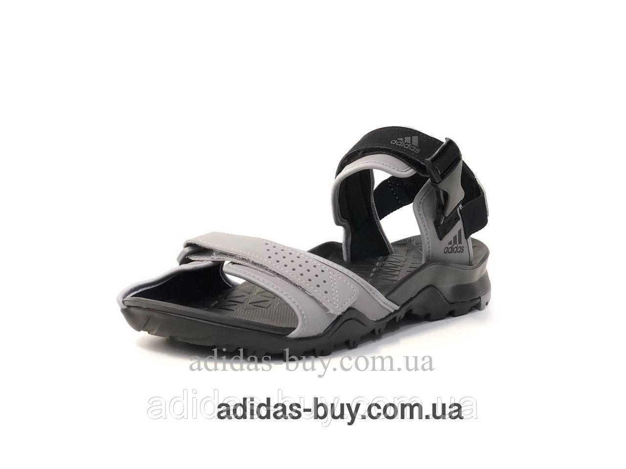Сандалии мужские adidas TERREX Cyprex Ultra II F36369 цвет: серый/чёрный
