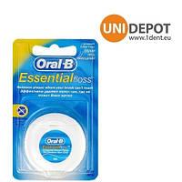 Зубная нить ORAL-B Essential Floss, 50 м