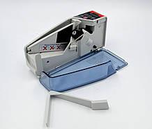 Портативний лічильник банкнот FengJinTech FJ-V40 світло-сірий (FGV40)