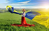 Компания Compozit поздравляет Вас с Днем национального флага и Днем независимости Украины!