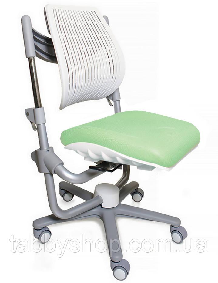 Ортопедическое детское кресло MEALUX Angel Ultra KZ (обивка зеленая)