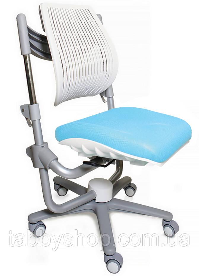 Ортопедическое детское кресло MEALUX Angel Ultra KBL (обивка голубая)