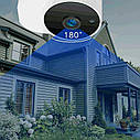 Панорамная влагозащищенная IP WiFi смарт камера XiaoVV XVV-1120 1080P Onvif. V380 Pro, фото 2