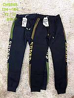 Утепленные спортивные брюки для мальчиков S&D оптом, 134-164 рр.