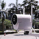 Панорамная влагозащищенная IP WiFi смарт камера XiaoVV XVV-1120 1080P Onvif. V380 Pro, фото 5