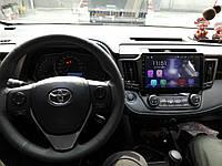 """Штатная Магнитола Toyota Rav4 2012-2016 на Android 8.1  с 10"""" Экраном 2/32Память,4 ядра Процессор"""