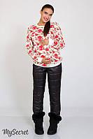 Зимние брюки для беременных Shia