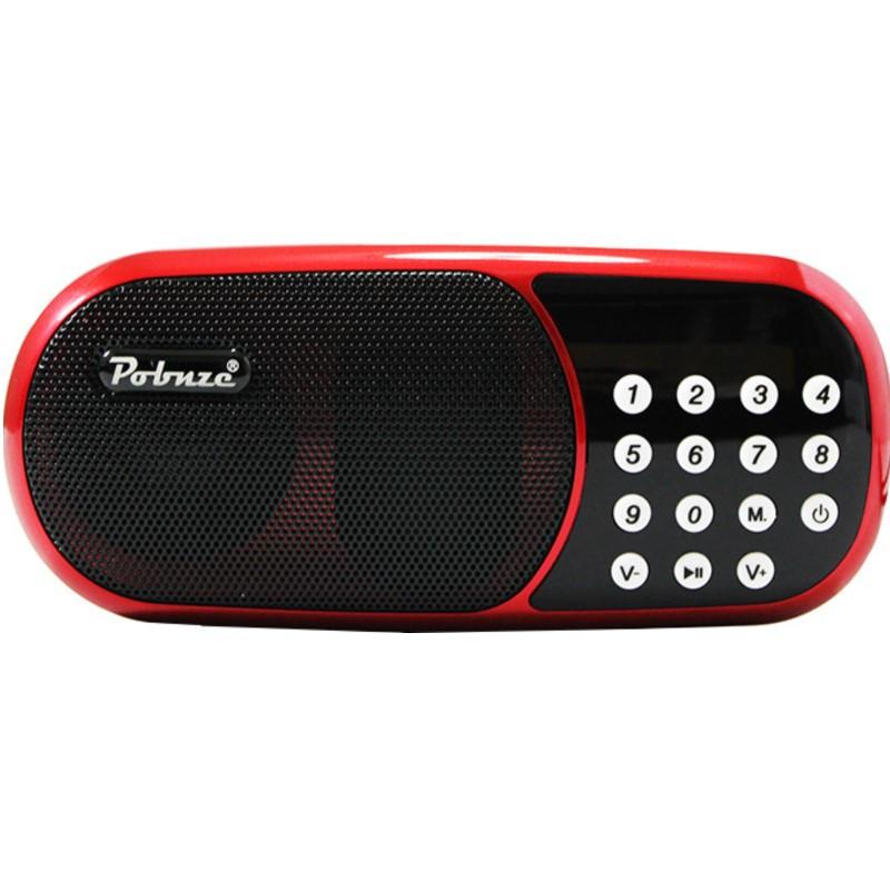 Huibang KK80 мп3 радіоприймач