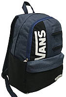 Рюкзак спортивний Vans R-66-98, синій, фото 1