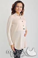 Блуза - платье для беременных и кормящих Моника