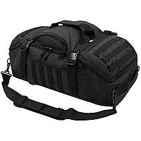"Рюкзак-сумка MFH ""Travel"" 48 литров черный, фото 1"