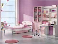 Детские комнаты и мебель для комнаты  подростка по индивидуальным проектам