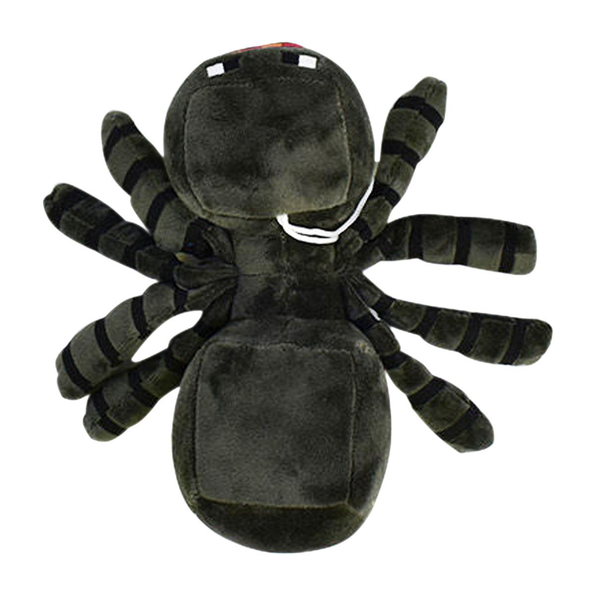 Мягкая игрушка Майнкрафт паук