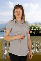 Блузка для беременных Славная(штапель)