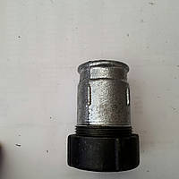 """Врізка на трубу 1""""1/2 гебо з внутрішньою різьбою, фото 1"""