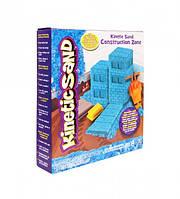 Набор песка для детского творчества Kinetic Sand Construction Zone 71417-2