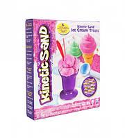 Набор песка для детского творчества Kinetic Sand Ice Cream 71417-1