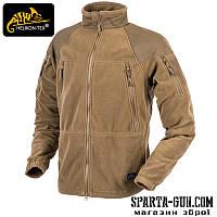 Куртка флісова Helikon-Tex STRATUS® - Койот