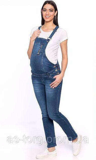 Джинсовый комбинезон для беременных Esprit