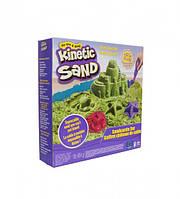 Набор песка для детского творчества Kinetic Sand Замок из песка 71402G