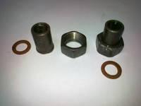 КМЧ комплект монтажных частей для газового счетчика 1 1/4 32 мм