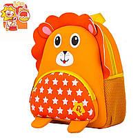Детский рюкзак знаки зодиака Лео