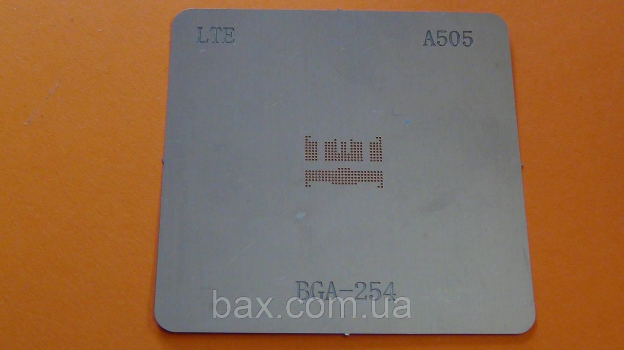 BGA трафарет для флеш памяти BGA254